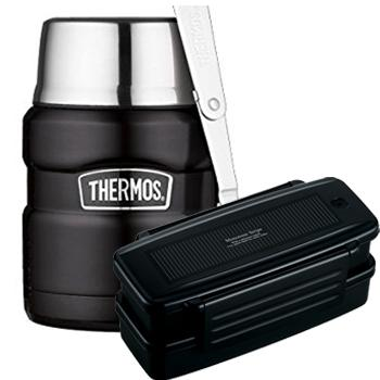 combo bento thermos xl. Black Bedroom Furniture Sets. Home Design Ideas