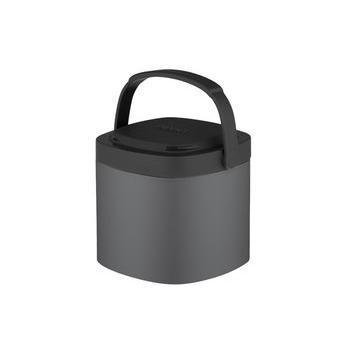 porte aliments thermos stack n 39 lock 0 71 l gris. Black Bedroom Furniture Sets. Home Design Ideas